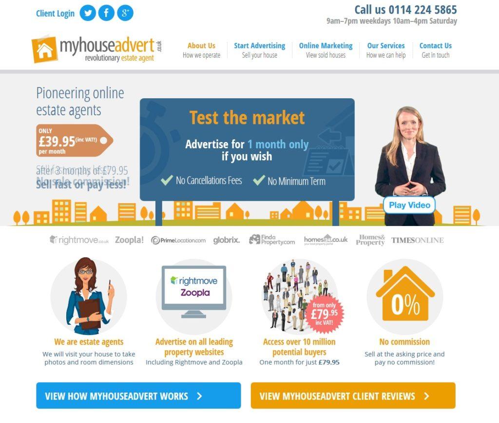 MHA-homepage-screenshot