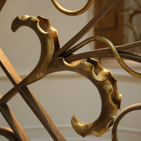 Topp and Co & Real Wrought Iron