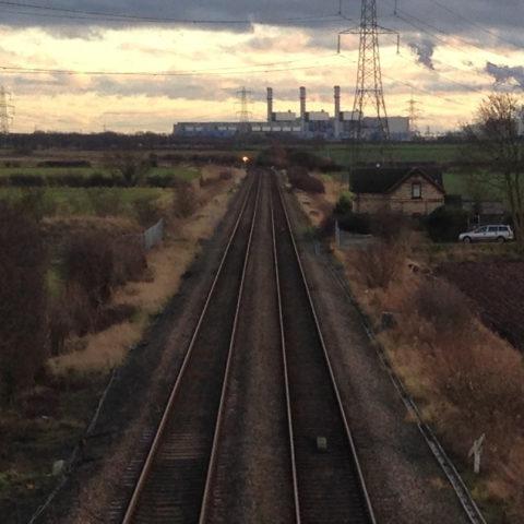 Network Rail Signalling Blockade