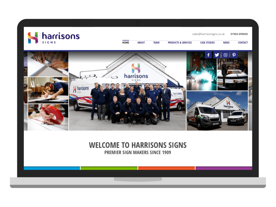 Websites for sign makers