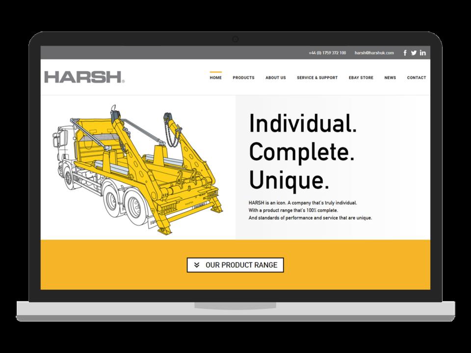 industrial websites