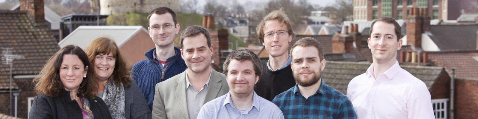 Our website design and development team in York