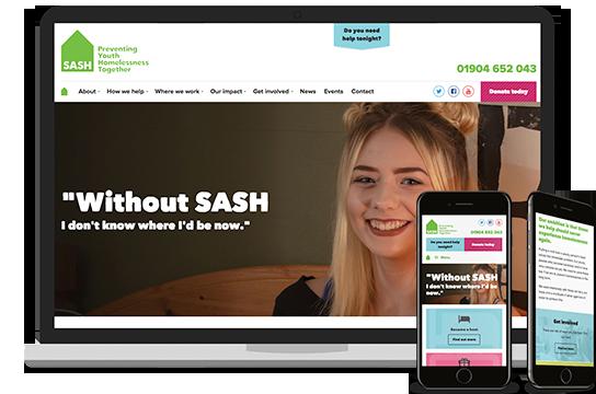 Work Sample - SASH