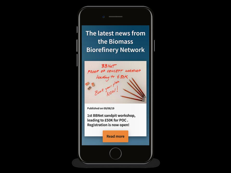 BBNet mobile visual