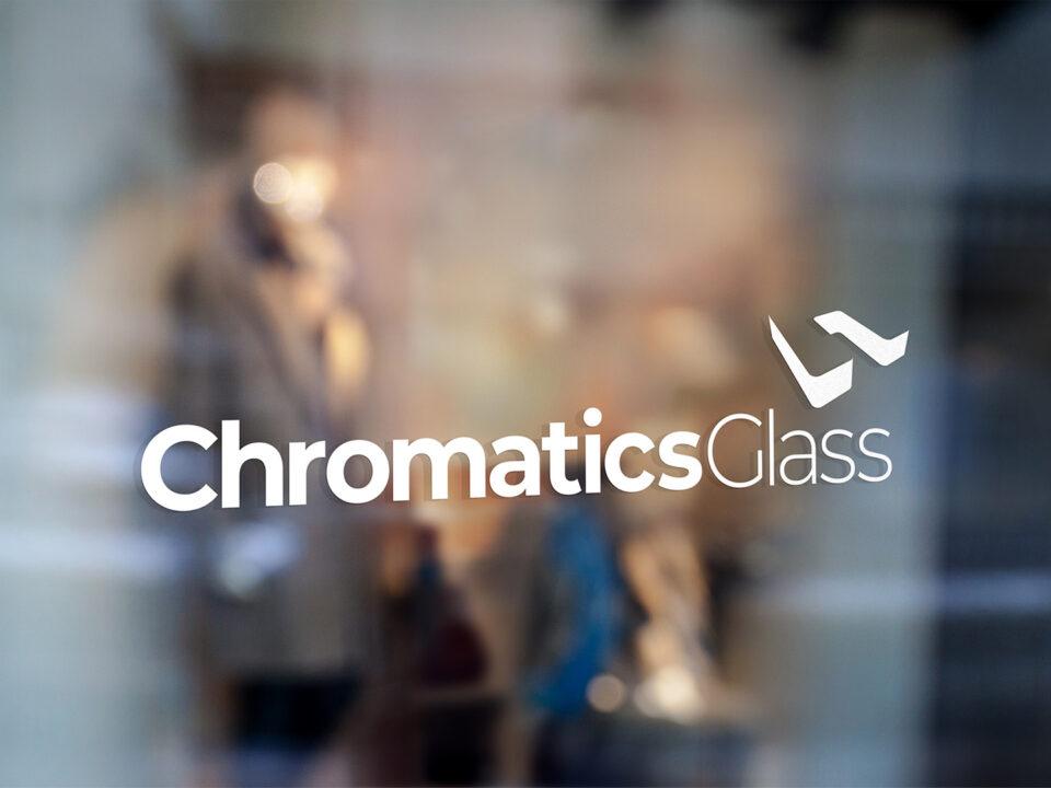 Chromatics Glass logo visual