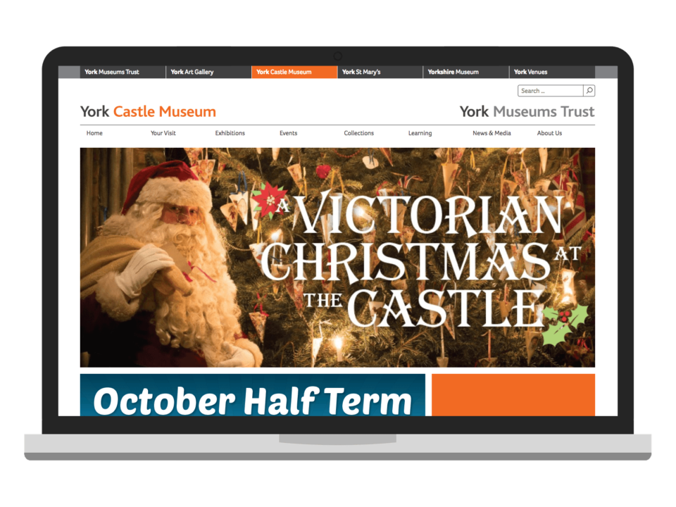 York castle museum desktop visual