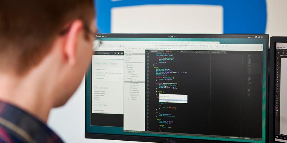 Web developers in York